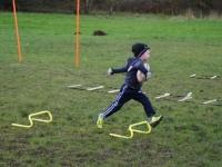 Robbie Brownridge running